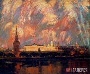 Dmitrievsky Viktor. Victory Day. 1982