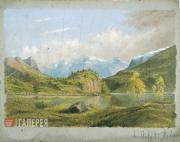 Henrik Ibsen. Landscape