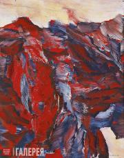 Knut Rumohr. Glowing Landscape of Summer. 1988