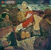 Samsonov Marat. Paths of War. 1973