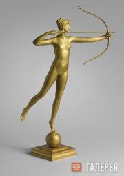 Saint-Gaudens Augustus. Diana. 1893–1894