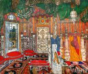 Golovin Alexander. Countess's Bedroom