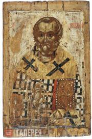 St. Nicholas. First half of the 14th century
