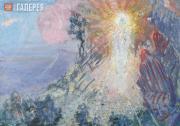 Repin Yury. Ascension (II). 1930s