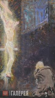 Repin Yury. Vision of a Prisoner. First half of the 20th century [1920s-1930s]