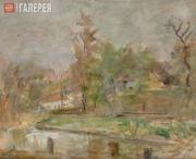 Falk Robert. Early spring. Samarkand. 1943