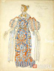 Golovin Alexander. Desdemona