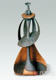 Archipenko Alexander. Queen of Sheba. 1961