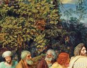Явление Христа народу (Явление Мессии). 1837–1857. Фрагмент
