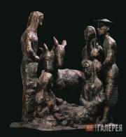 Gadaev Lazar. Nativity. 2002