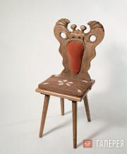 Oppenheim Meret. Gingerbread Monster Chair. 1967