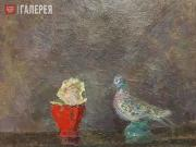 Falk Robert. Dove and a Rose. (Requiem). 1948-1950