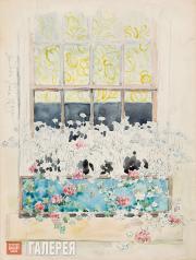 Yakunchikova Maria. London, 1895 (July)