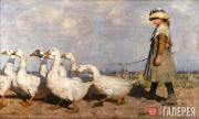 Guthrie James. To Pastures New. 1882-83