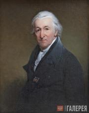 Charles Hodges. Portrait of Martinus van Marum. c. 1826