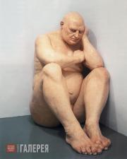 Ron MUECK. Untitled (Big Man). 2000