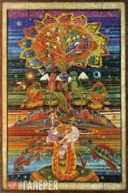 Dmitry SANDZHIEV. Cat's Paradise. 2006