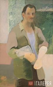 Gorky Arshile (Vosdanig Adoian). Self-portrait. 1937