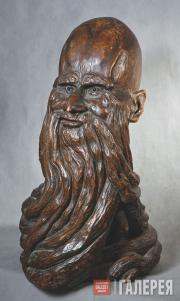 """Rukavishnikov Mitrofan. """"Hiss. Head"""". 1909-1911"""