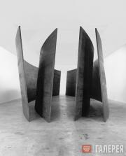 Serra Richard. Intersection II. 1992-1993