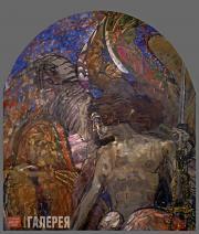 Михаил Врубель.  Пророк. 1898
