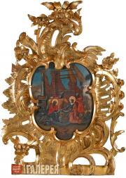 Unknown artist. The Nativity. 1750