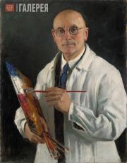 Грабарь Игорь. Автопортрет. 1934