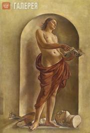 Serebryakova Zinaida. Art. 1936–1937