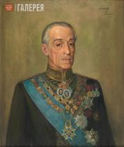 Werboff Michael. Portrait of Jacobo Fitz-James Stuart, 17th Duke of Alba. 1951
