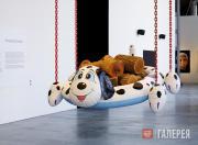 Koons Jeff. Dogpool (Logs). 2003-2008