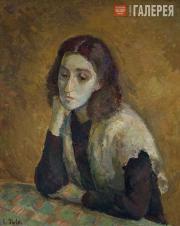 Falk Robert. Sick Greek Woman. 1935