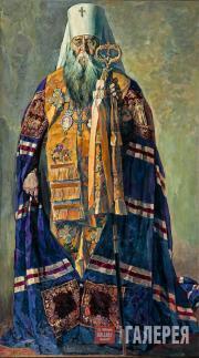 Korin Pavel. Metropolitan Sergius. 1937