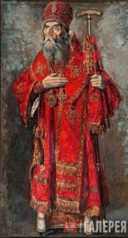 Korin Pavel. Metropolitan Trifon. 1929