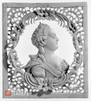 Kholmogory artist. Catherine the Great. Late 18th-early 19th century