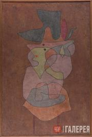 Klee Paul. Lady Demon. 1935