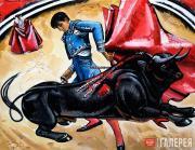 Salakhov Tahir. Bullfighting in Benalmadena. Spain. 2005