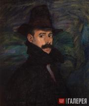 Zuloaga Ignacio. Self-portrait