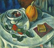 Kuprin Alexander. Still-life with Pumpkin. 1912