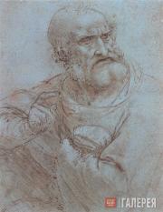 Леонардо да Винчи. Апостол. 1493–1495