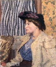 Gore Spencer. North London Girl. 1911–1912