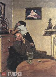 Sickert Walter. Ennui. 1914