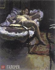 Sickert Walter. Nuit D'Ete. c. 1906