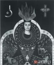 Zofia KULIK. The Greatness of Oneself, version IIIb. 2002