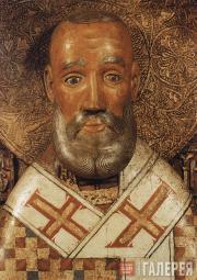 St. Nicholas of Mozhaisk. 16th century