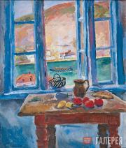 Konchalovsky Pyotr. Window. Balaklava. 1929