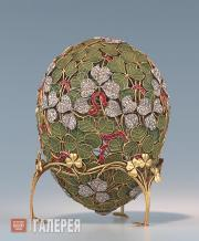 "Faberge workshop. The ""Clover"" Egg. 1902"