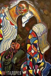 Tsereteli Zurab. My Birdie. 2009