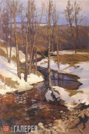 Ruszczyc Ferdynand. Spring. 1897