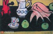 Matisse Henri. Still-life with Shell. 1940