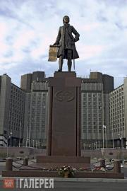 Tsereteli Zurab. Monument to Peter the Great. 2006